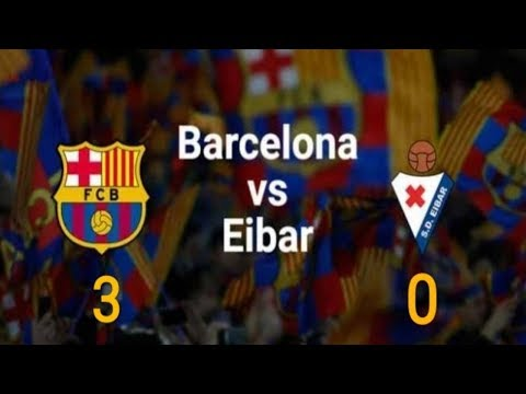 Gol Suarez, Messi bungkam Eibar Mp3