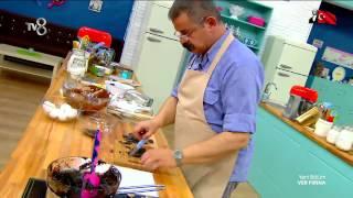 Ver Fırına - Teknik Etapta Vişneli Mermer Pasta Yapımı (10.11.2014)