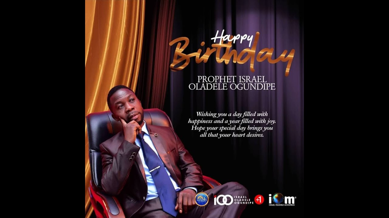Download ADEGBODU TWINS  FOR GENESIS PROPHET OLADELE BIRTHDAY(SPECIAL COMPOSITION)