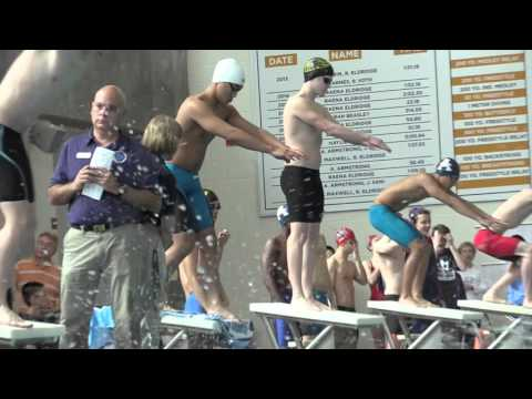 Jesuit Dallas Swimming & Diving - Regional Highlights - Feb. 6, 2016