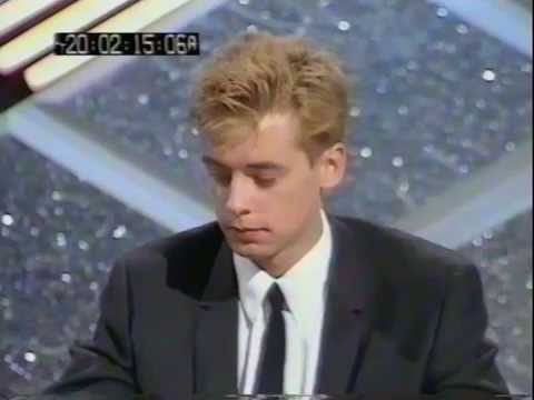 Haircut 100's, Nick Heyward loves XTC 1983