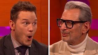 Chris Pratt Has An Accident On The Graham Norton Show
