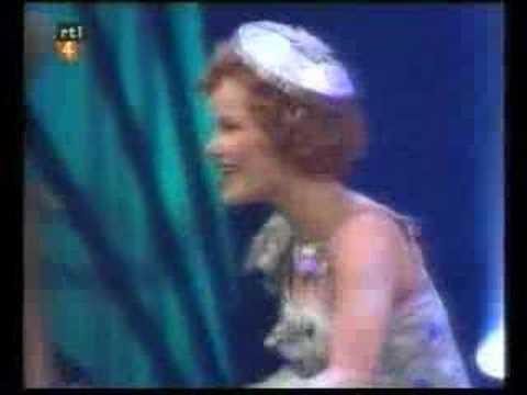Musical Awards 2000 - 42nd street - Angela Schijf
