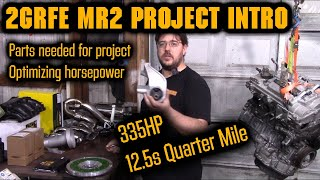 2GR-FE install instructions for MKII MR2. Introduction Video