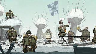 Valiant Hearts: The Great War(2)Зимняя Заварушка!!!