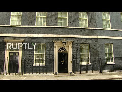 LIVE outside Buckingham Palace - UK General Election 2017
