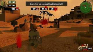 Foreign Legion: Buckets of Blood GamplayTrailer