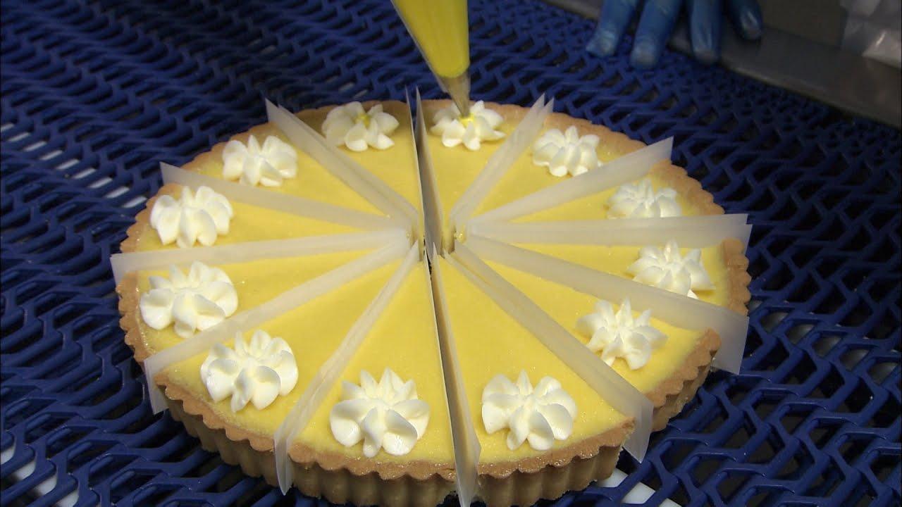 Lemon Tarts | How It's Made