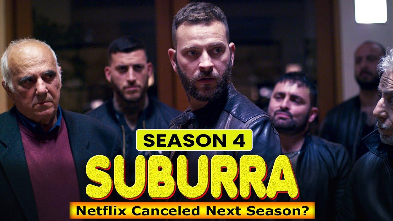 Download Suburra Season 4 Has Netflix Canceled Next Season? Latest Update - Box Office Release