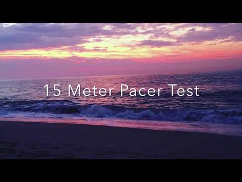 Fitnessgram 15 Meter Pacer Test 2018 Hip Hop Remix Full Length
