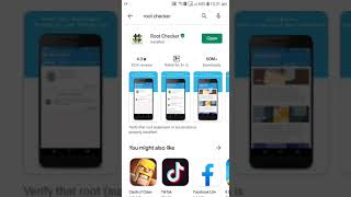 How to root checker any one Mobiles screenshot 5