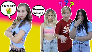 Being MEAN To My BROTHERS GIRLFRIEND To Get Her Reaction 24 HR CHALLENGE *BAD PRANK* 😱🥺| Alex Bryant