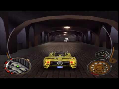 Midnight Club 3: DUB Edition Remix Gameplay Walkthrough - San Diego Rockstar Logo Location 5 of 12