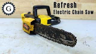 Refresh Electric Chain Saw