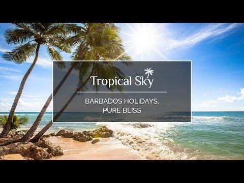 Barbados Holidays, Pure Bliss Tropical Sky HD