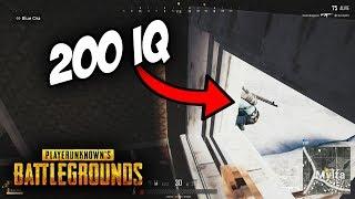 Making A 200 IQ PLAY! (PUBG Xbox)