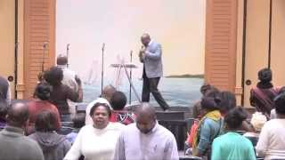 Opening Prayer Session - Pastor Oye Oguntomilade [2015 JHDC Prayer Retreat]