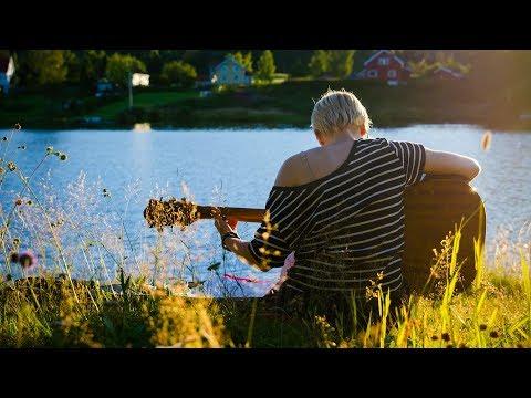 Ambient Acoustic Guitar Meditation | Trad. Shenandoah (Relaxation)
