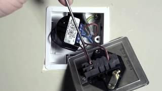 Vesternet: Installing a Fibaro Dimmer
