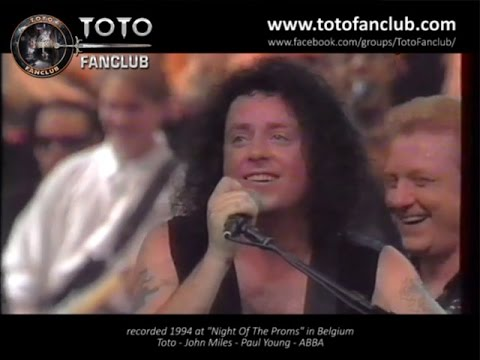 """""""Hey Jude"""" with Toto, Paul Young, ABBA and John Miles"""