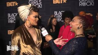 "Andra Day Shares The Meaning Behind ""Rise Up"" and Her Style Influences"