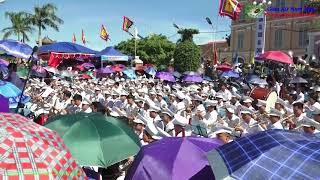 Tôn Vinh Ba Ngôi - Hội Kèn Hiệp Nhất Miền Nam Hòa | Đại Lễ Thánh ĐaMinh Bùi Chu 8/8/2017