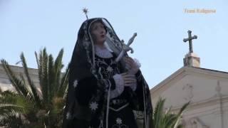 TRANI - Venerdi SANTO - Processione Penitenziale di MARIA SANTISSIMA ADDOLORATA