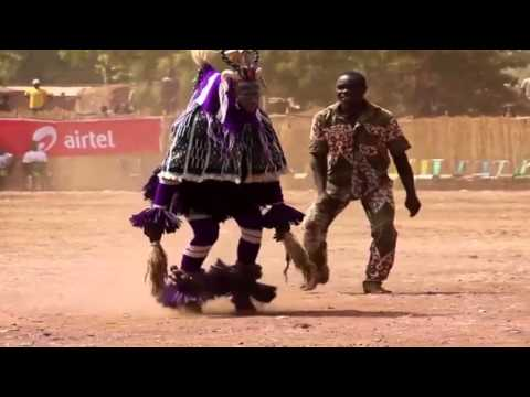 Danses tribales africaines