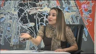 ¡Irina Baeva, es celosa! Hace caras a fans que se acercan a Gabriel Soto
