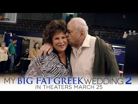 "My Big Fat Greek Wedding 2 - Featurette: ""A Real Family"" (HD)"