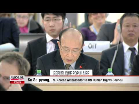 UN Investigator Calls for Crack Down on N. Korea's Human Rights Abuses
