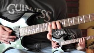 "Lamb of God ""HourGlass"" - GUITAR COVER"