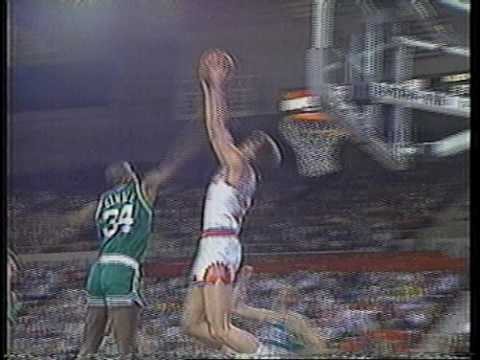 NBA Dunk - Tom Chambers - Reverse Alley Oop