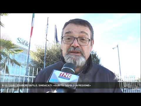 11/12/2019   ESUBERI SAFILO, SINDACATI: «SUBITO T...