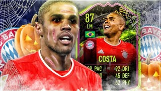 FIFA 21 : Douglas Costa RULEBREAKER Squad Builder Battle 😱🔥