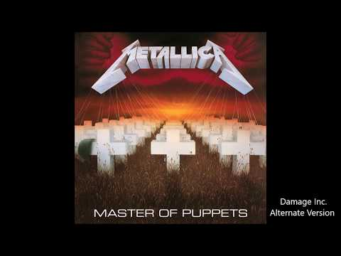 Metallica  Damage, Inc Alternate Version