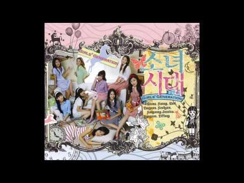 Girls Generation (1st Single Album) -  Into the new world