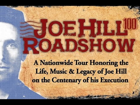 """Joe Hill Road Show"""