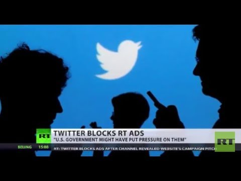 'It's not coincidence, it's censorship in today's USA' – Experts on Twitter blocking RT ads