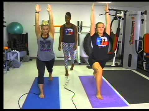 Yoga Now Being Offered at Lone Star Physiques