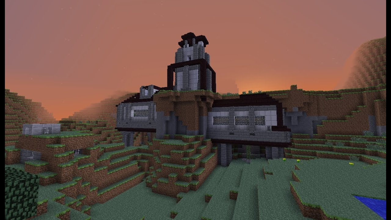 Apocalypse Bunker Showcase See PMC link for download  YouTube