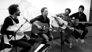 """Rogue Wave """"Used To It"""" - Pandora Whiteboard Sessions"""