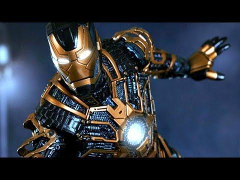3 NEW Endgame Iron Man Armors LEAKED By Toys - Avengers: Endgame