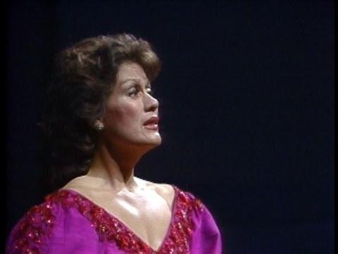 Kiri Te Kanawa - Montreal Concert 1986