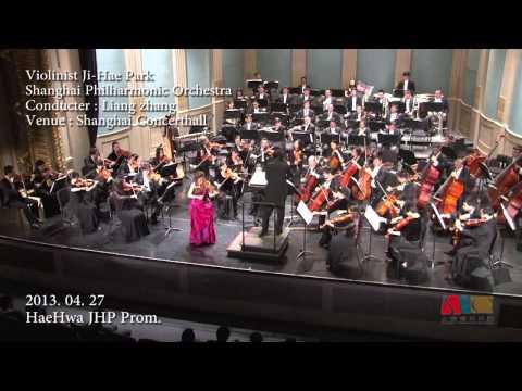 Khachaturian Violin Concerto Violinist Ji-Hae Park - 3rd mov. 바이올리니스트 박지혜