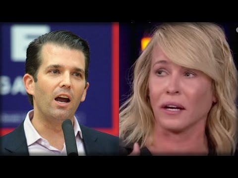 DON JR JUST RIPPED LIBERAL CRACKPOT A NEW ONE AFTER HORRIBLE THING SHE SAID ABOUT ERIC TRUMP'S BABY!