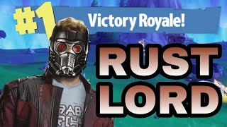 Rust Lord Gets The W - Fortnite Battle Royale