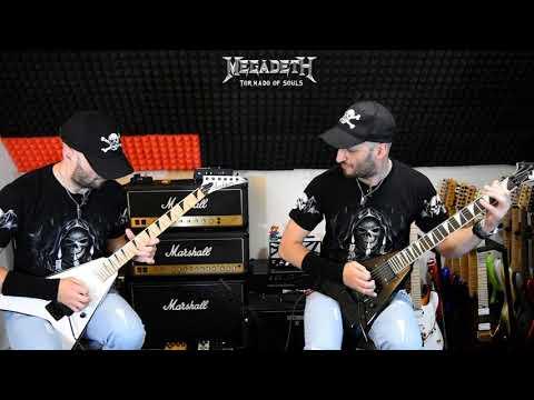Tornado of souls - Megadeth guitar cover