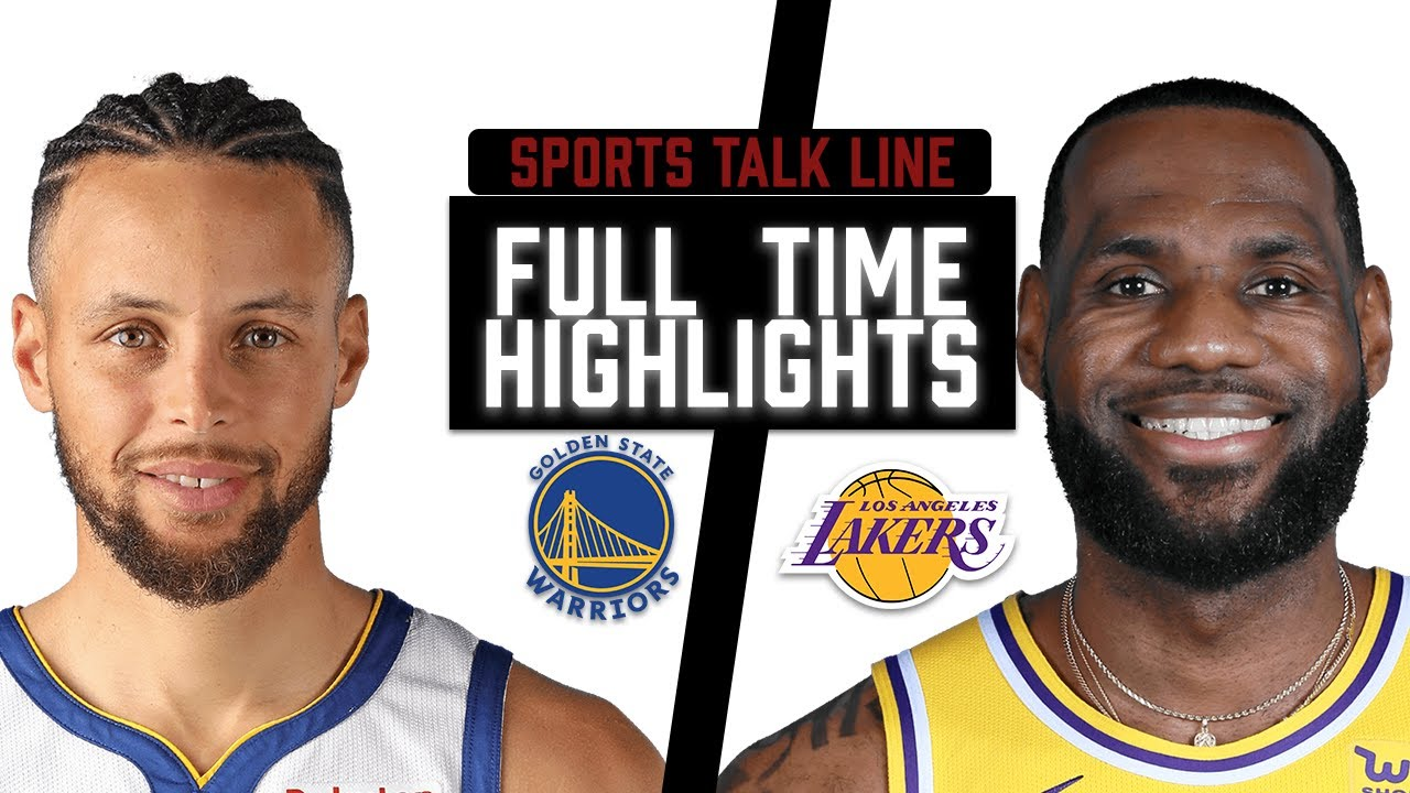 Download Warriors vs Lakers Highlights | NBA Tip Off 2021