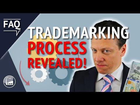 What Is the Trademarking Process? | Trademark Factory® FAQ